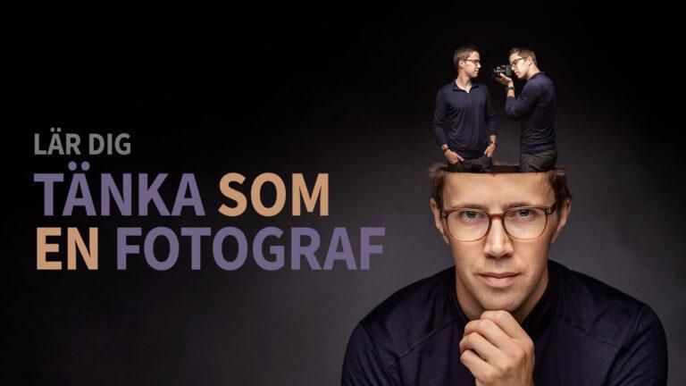 Lär dig tänka som en fotograf (en fotoskola)